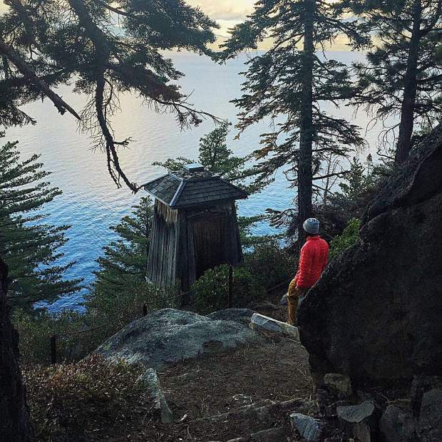 Did you know that the Rubicon Trail Lighthouse was once the highest elevation lighthouse in the world?