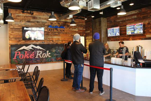Poké restaurants are the latest craze in fast-casual dining.