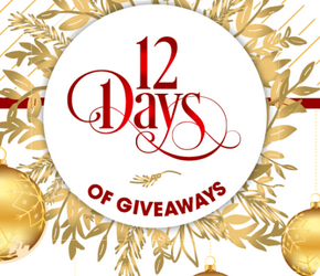 12 Days of Giveaways logo
