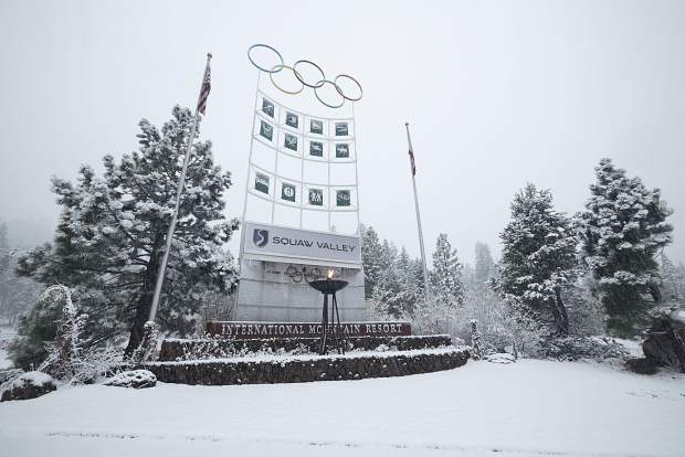 Tahoe's Squaw Valley tabbed as 1 of 5 Olympic training ...