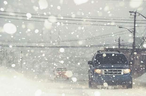 A winter storm is expected to move into the region Dec. 21.