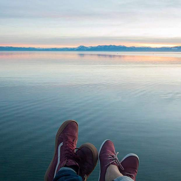 Who would you enjoy a Tahoe sunset with?