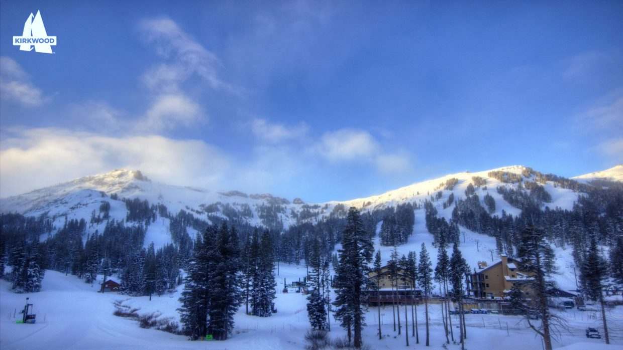 lake tahoe weather: resorts report 1 foot of snow; several feet in