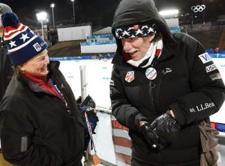 ALS will take Tim Fletcher's life, but he won't let it take one more chance to cheer on his Steamboat Springs Olympic sons