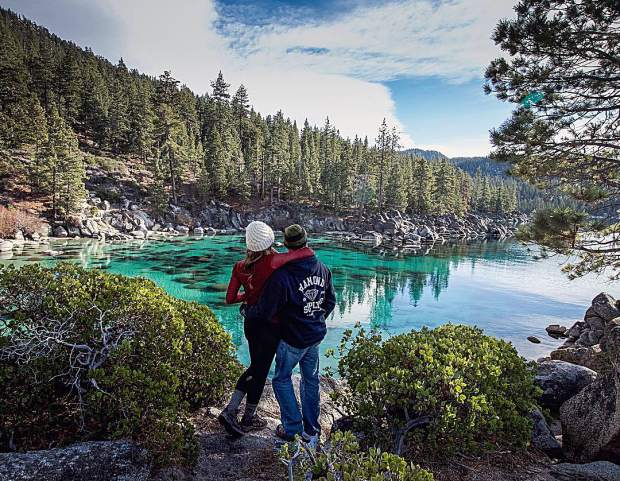 Who's your favorite person to hike with?