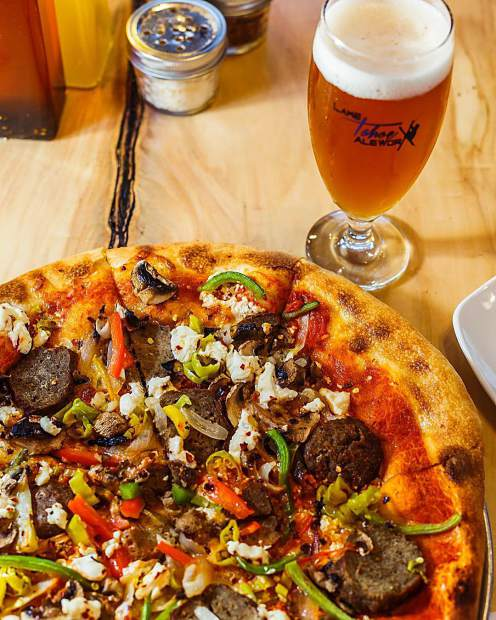 Who's tried our wood-fired meatball pizza lately?