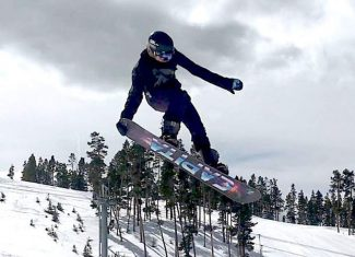 Tahoe Olympians inspire South Shore youth skiers, boarders
