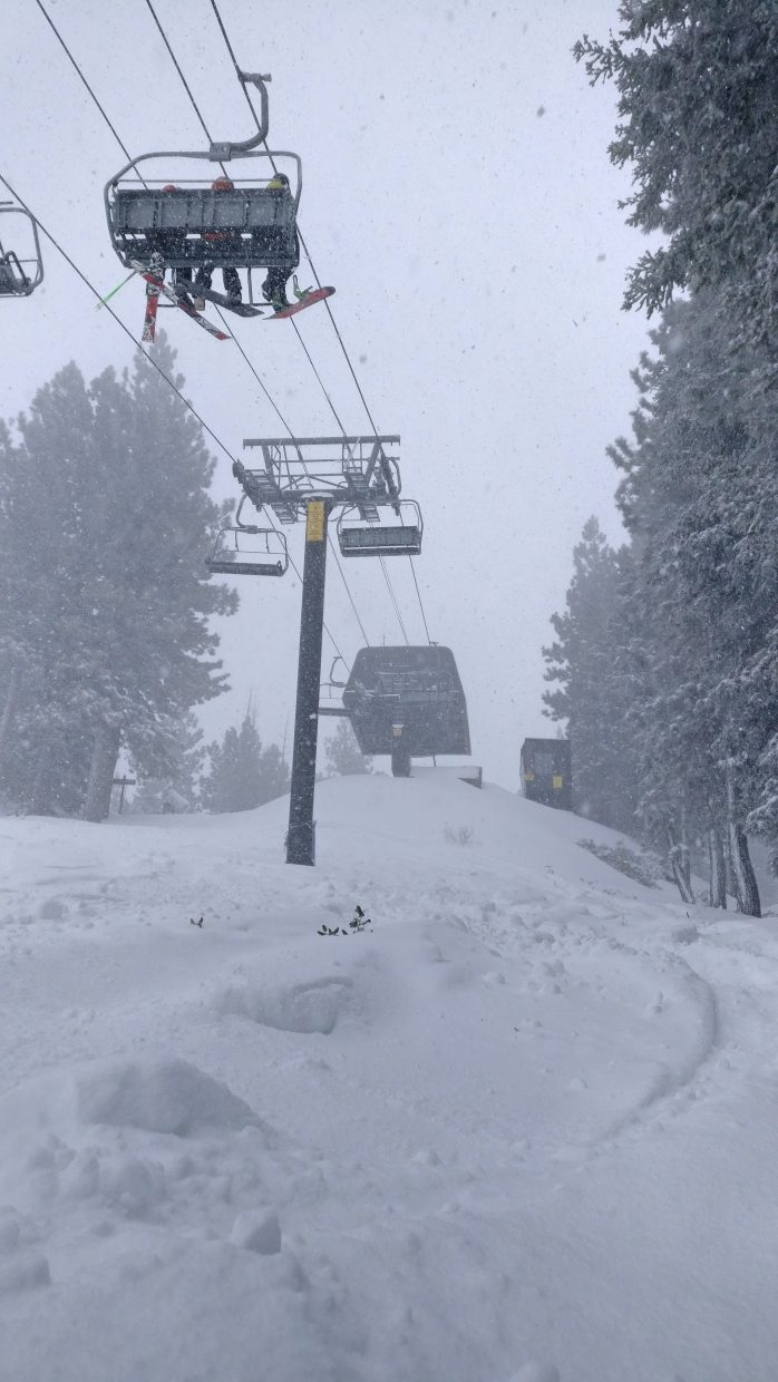 Tahoe-area ski resorts are hoping to