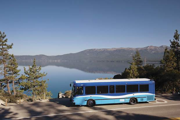 Tahoe Transportation District has put forward three alternatives for bus routes in the basin. The current offerings are financially unsustainable.