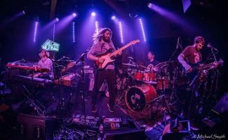 The Higgs' rock fusion headlines Crystal Bay Casino