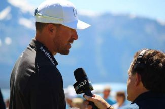 3-time defending champ Mulder feeling pressure, ready to defend celebrity golf title in Tahoe