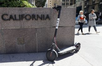 California Assembly wants electric scooter regulation