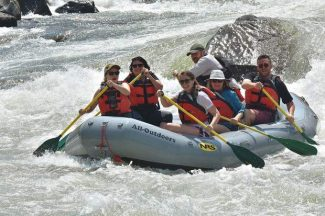 Tahoe day tripping: Whitewater rafting and wine tasting in El Dorado County