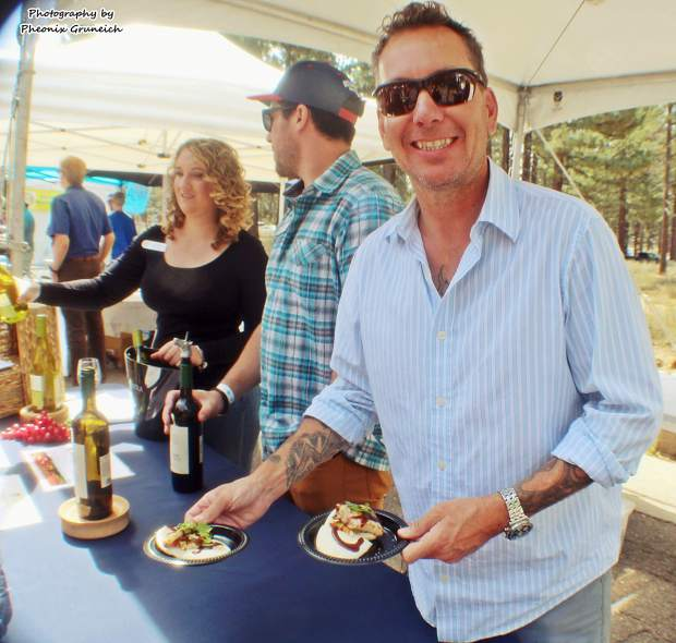 The annual Sample the Sierra festival offers some of the best local beers, wines and culinary concoctions.