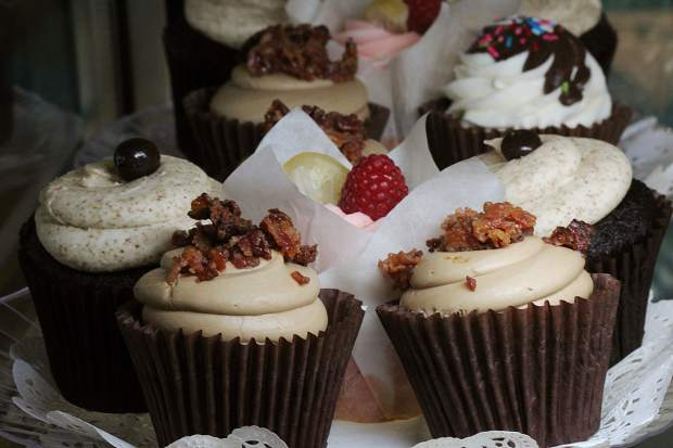 From cupcakes to bagels, Crazy Good Bakery and Café offers a wide variety of baked goods.
