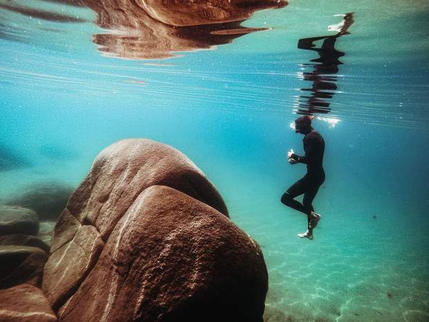 There's nothing we love more than exploring the unknown, especially if that includes water