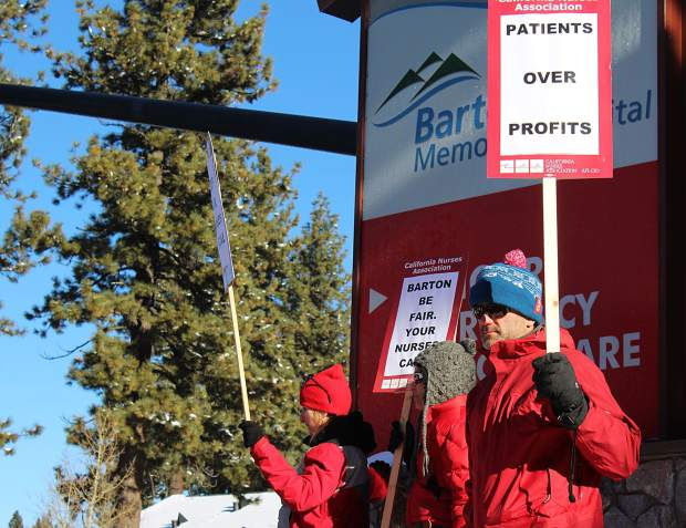 Some Barton Health employees allege the company is putting profit ahead of patient care. Barton says the allegations are not true.