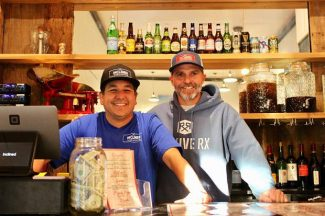 Longtime friends open up buzzworthy burger joint in Incline Village