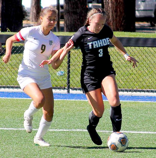 South Lake Tahoe's Annie Brejc was named a scholar All-American for holding a 3.9 grade-point average while majoring in psychology.