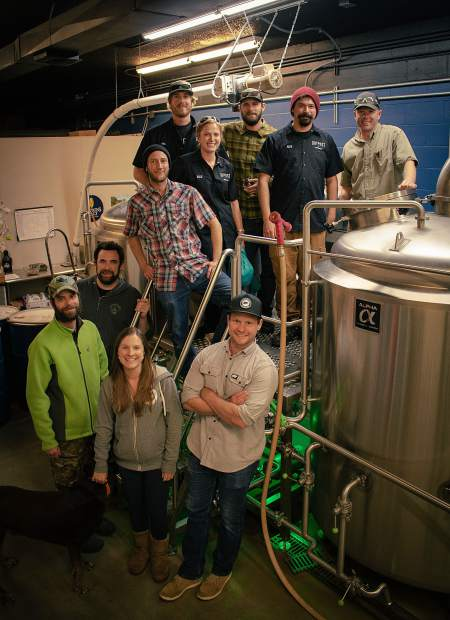 Starting today, Jan. 4, four local South Shore breweries will start serving a local batch of Resilience IPA. The recipe was created and distributed by Sierra Nevada Brewing Co., as a way to raise money for victims of the Camp Fire. In mid-December, four breweries came together and brewed the beer. The South Shore Resilience IPA is now available at all four breweries: Cold Water Brewery and Grill, Outpost Brewing Company, Sidellis Lake Tahoe and South Lake Brewing Company.