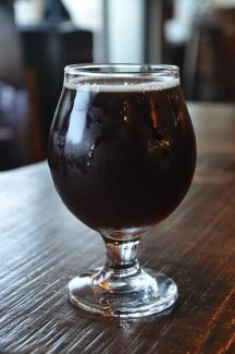Lake Tahoe Drink of the Week: South Lake Brewing Company's Haulin' Oates(meal) Porter