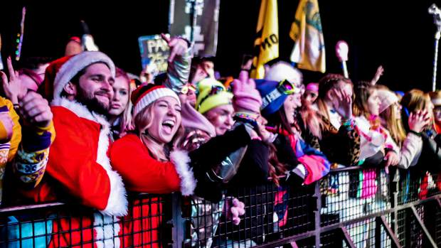 SnowGlobe organizers, city officials and others say SnowGlobe 2018 was the best installment of the event in its eight years in South Lake Tahoe.