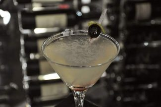 Lake Tahoe Drink of the Week: Jimmy's at the Landing's The Last Word
