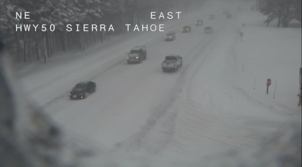 Lake Tahoe roads: Chain requirements in effect (updated