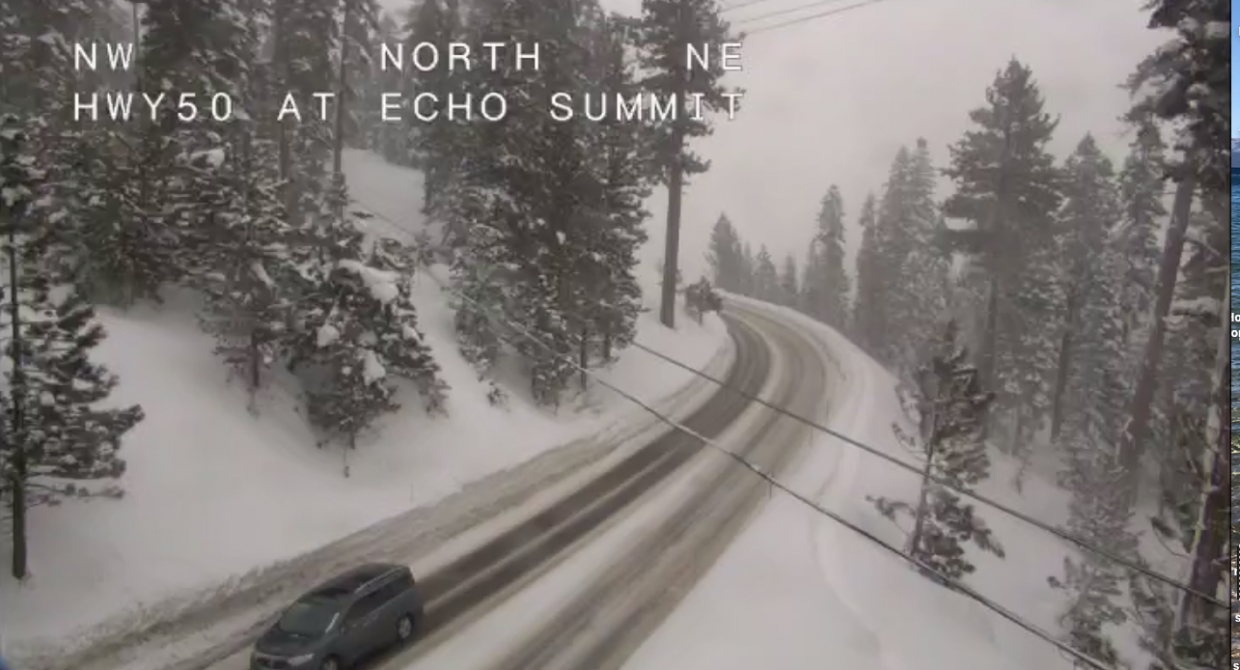 Lake Tahoe roads: Chain requirements in effect on area highways