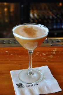 Lake Tahoe Drink of the Week: Lone Eagle Grille's Pumpkin Sour