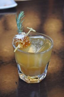 Lake Tahoe Drink of the Week: The Naked Fish's The Hive