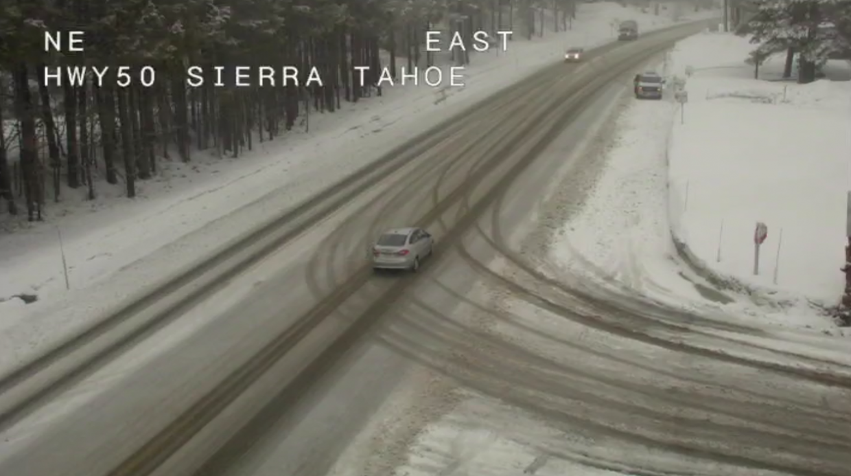 Lake Tahoe roads: Chains still required on most area highways