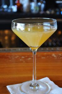 Lake Tahoe Drink of the Week: Lone Eagle Grille's Pear Martini