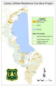 Forest Service seeks input on forest thinning in power line corridors at Lake Tahoe