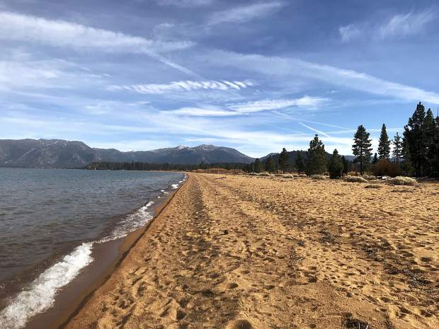 Forest Service announces planned opening dates for Lake Tahoe beaches, facilities