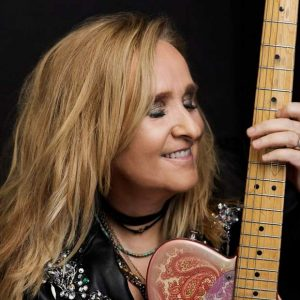 Rock icon Melissa Etheridge performs at Harrah's Lake Tahoe