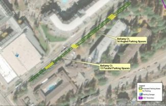 South Lake Tahoe City Council approves additional paid parking spaces near Heavenly Village
