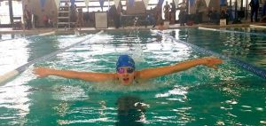 South Tahoe's Otomo dominates Aqua 5 swim meet