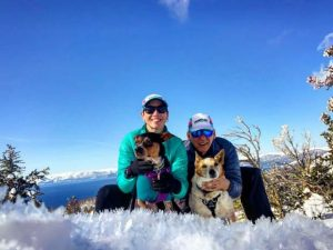 #TahoeSnaps: Snow + dogs = best day ever