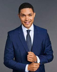 'The Daily Show' host Trevor Noah performing at Lake Tahoe