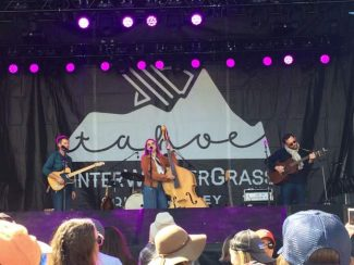 Quick chat with WinterWonderGrass performer Lindsay Lou
