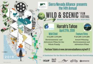Annual Wild & Scenic Film Festival returns to Lake Tahoe Saturday