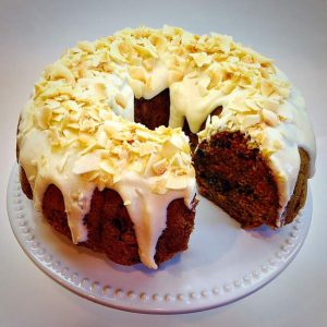 Yummy Fixins: Carrot bundt cake (recipe)