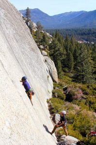 Climbers band together to form Tahoe Climbing Coalition