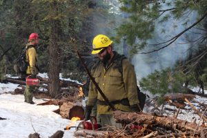 Prescribed fire operations to continue in Lake Tahoe Basin