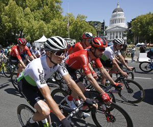 Peter Sagan wins opening stage of the Tour of California