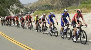 Pogacar, van der Breggen hold on to win Tour of California