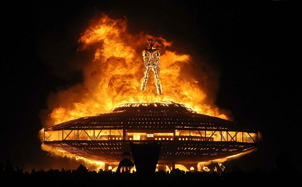 BLM finalizes Burning Man environmental review