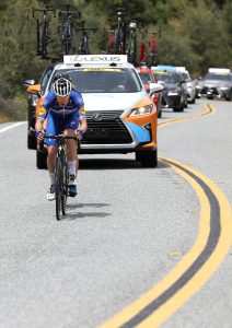 Cavagna wins Stage 3, van Garderen keeps Tour of Cali lead