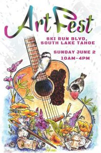 Inaugural Tahoe ArtFest to highlight creatives on Lake Tahoe South Shore